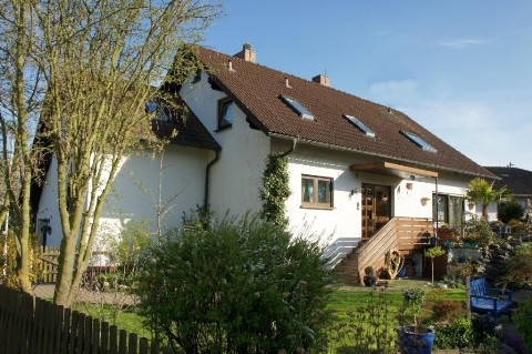 Unser Haus in Bad Staffelstein-Sch�nbrunn
